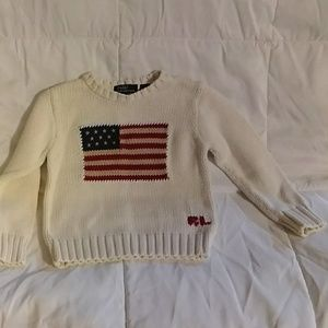 Toddlers Polo sweater
